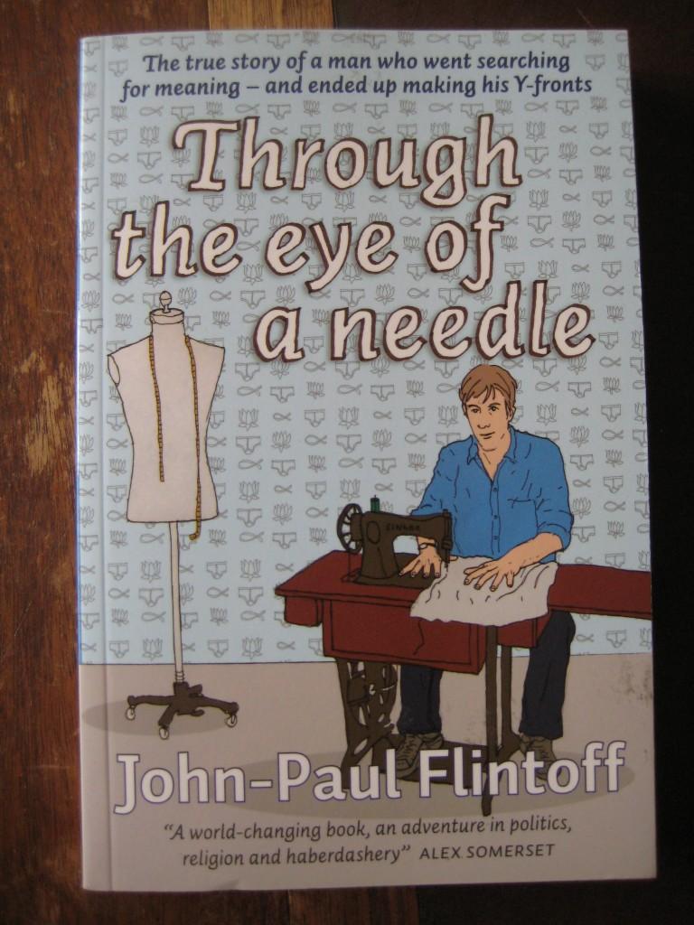 Through the Eye of a Needle book cover