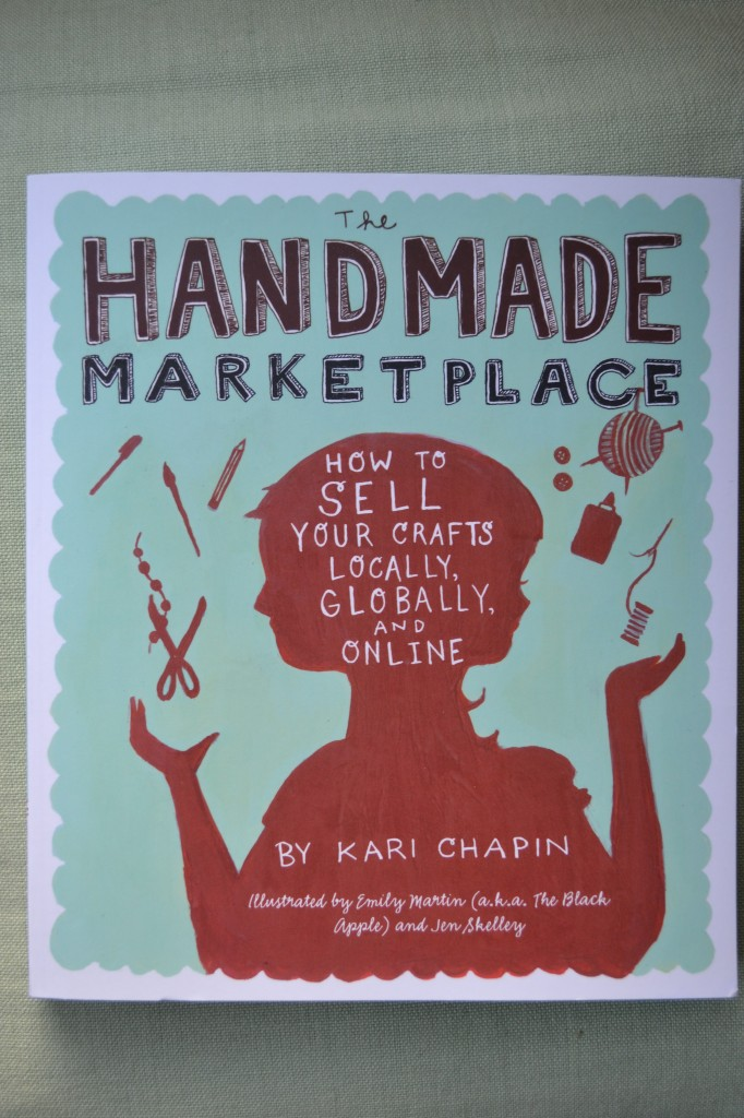 Handmade Marketplace book cover