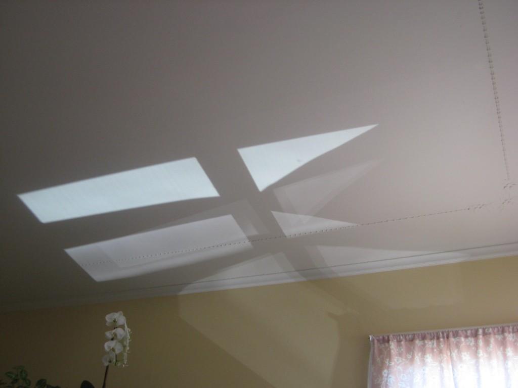 ceiling shadow