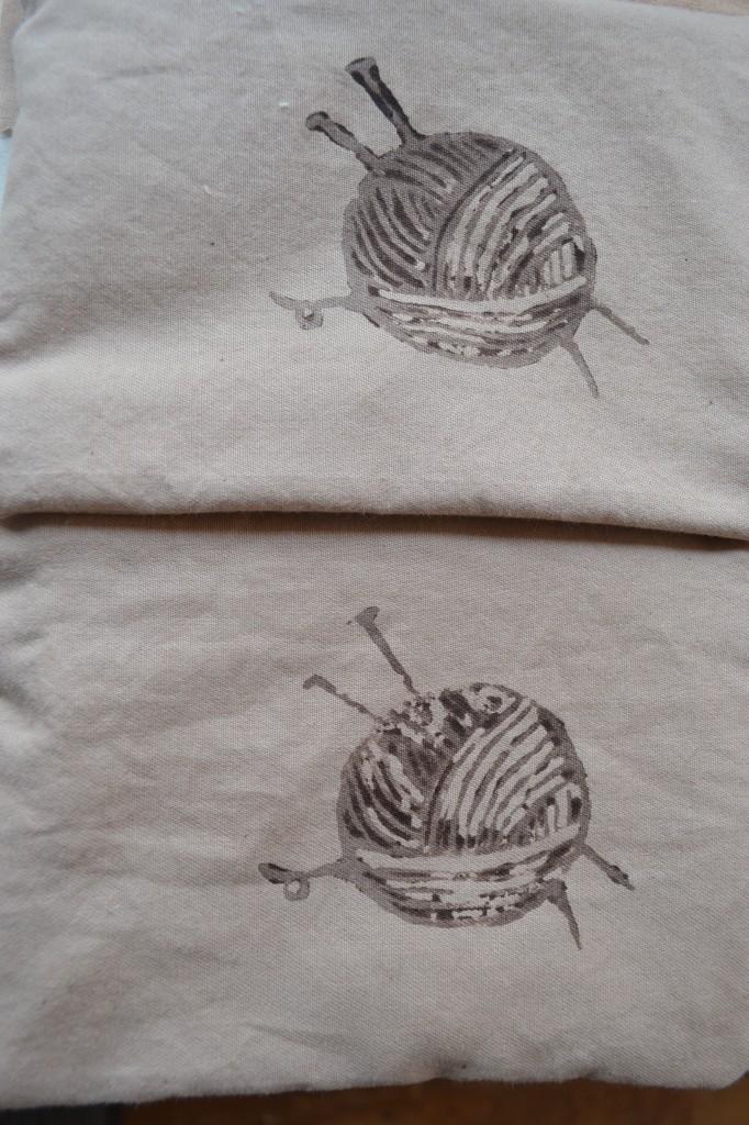 yarn prints