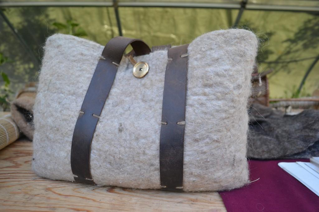 felted bag #2