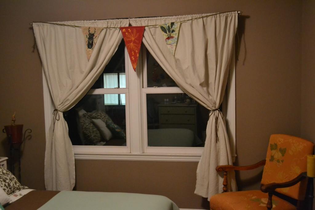 treadle curtains