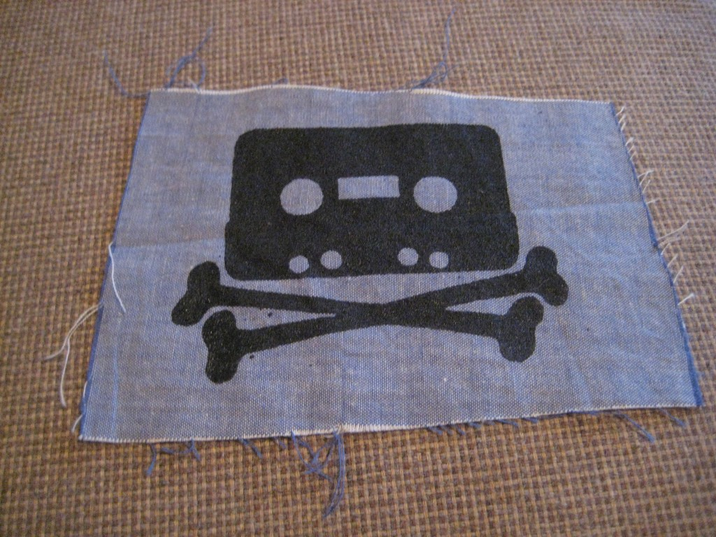 tape patch
