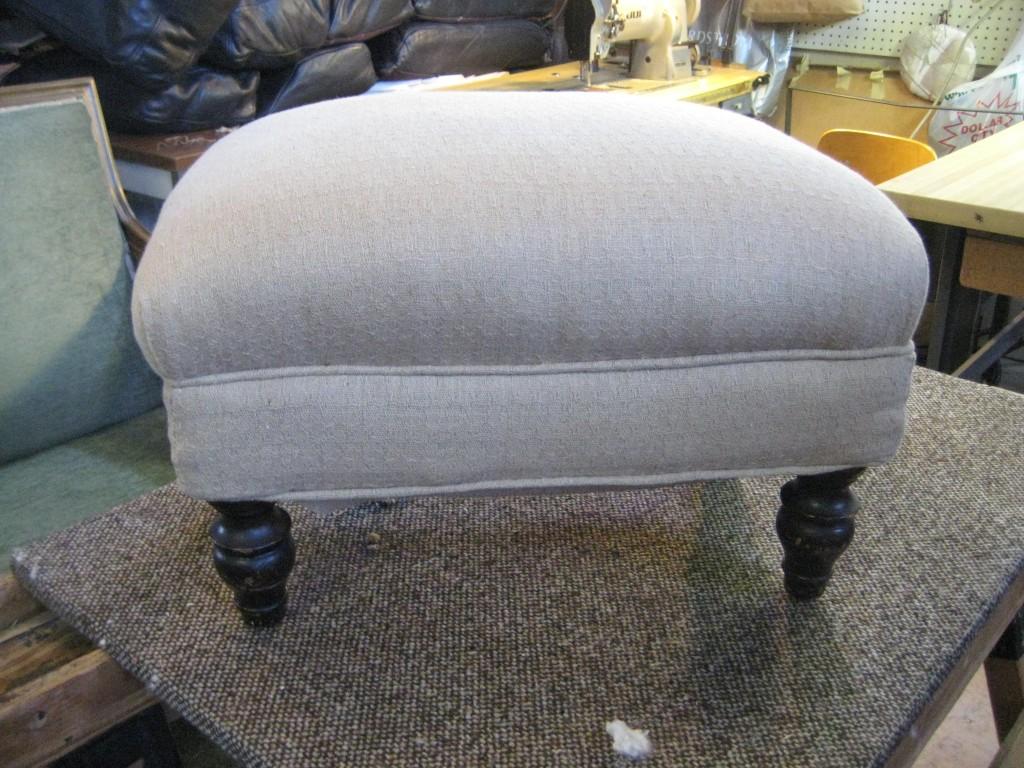 footstool finis