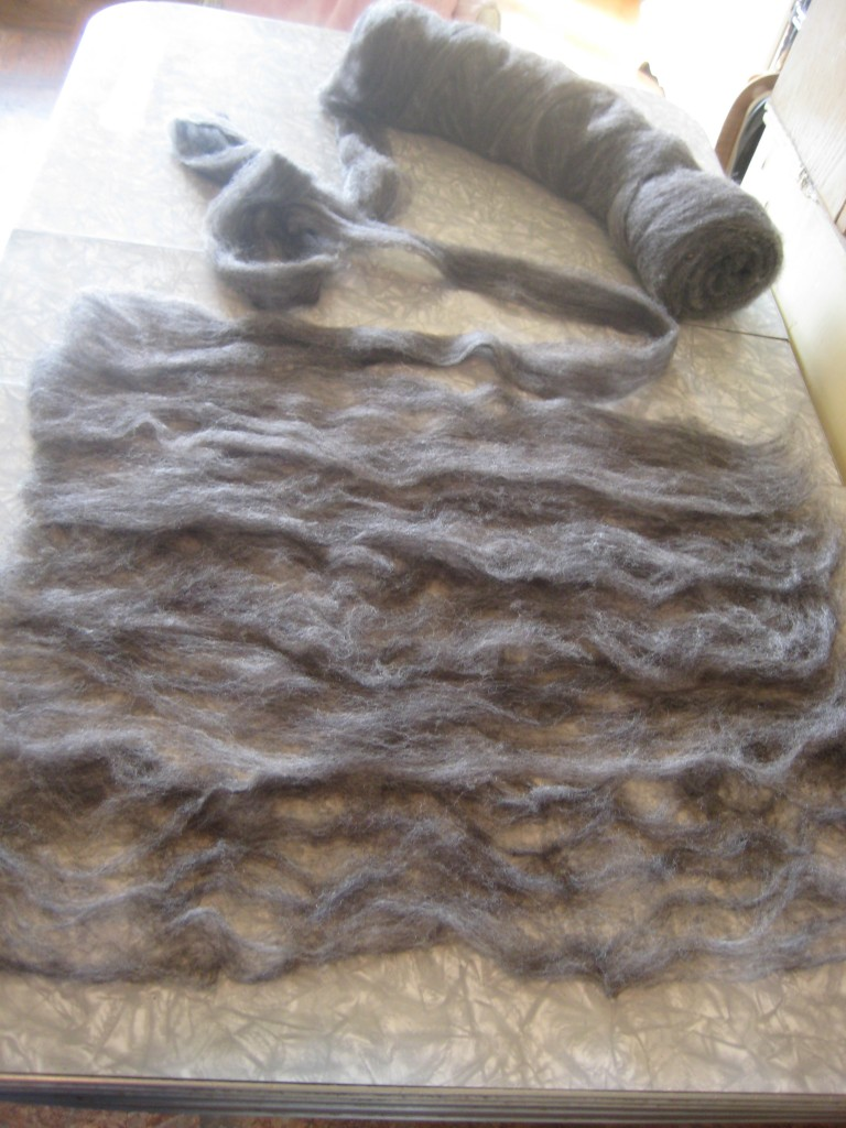 felted slipper wool