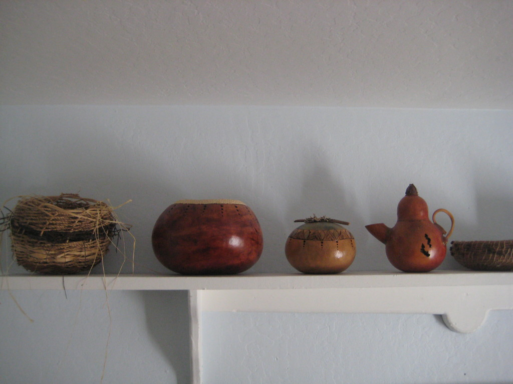 gourds craft room